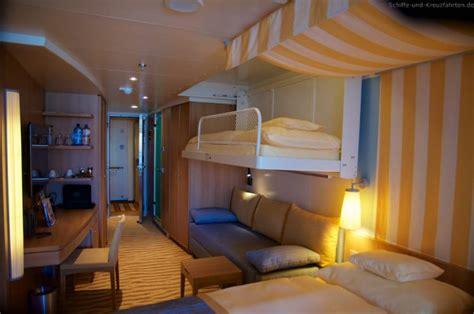 innenkabine aida prima aidaprima kabinen und suiten bilder