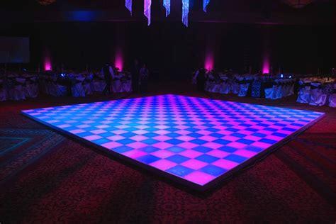 light up dance floor tiles dj service weddings quinceaneras parties proms