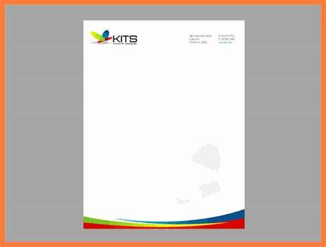 Pnc Bank Letterhead letter pad design vector odt reader