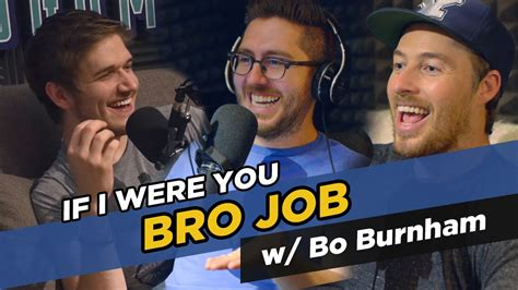 Bürojob by Quot If I Were You Quot W Jake And Amir And Special Guest Bo