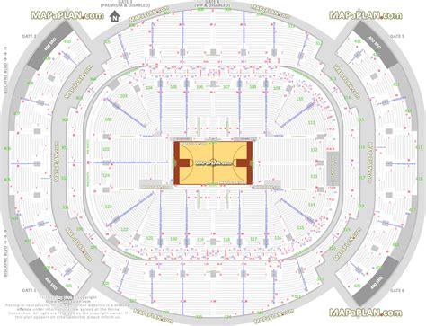 miami heat arena seating chart martin lawrence