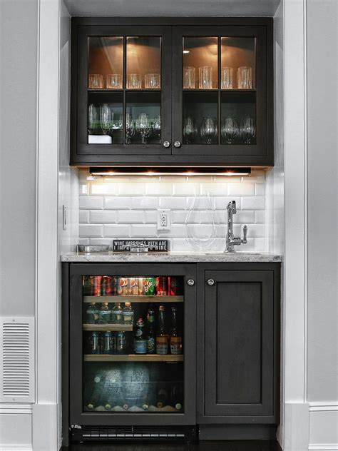 small house remodeling ideas 15 stylish small home bar ideas remodeling ideas hgtv