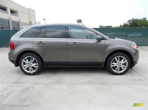 mineral gray metallic ford edge mineral gray metallic 2013 ford edge limited ecoboost