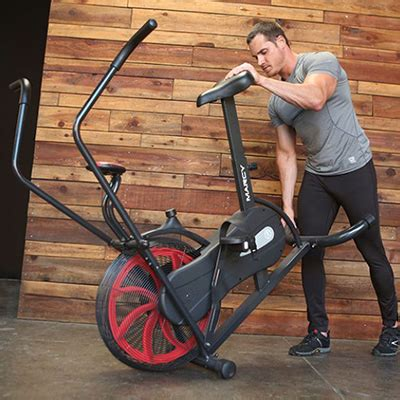 what is a fan bike marcy upright fan bike review