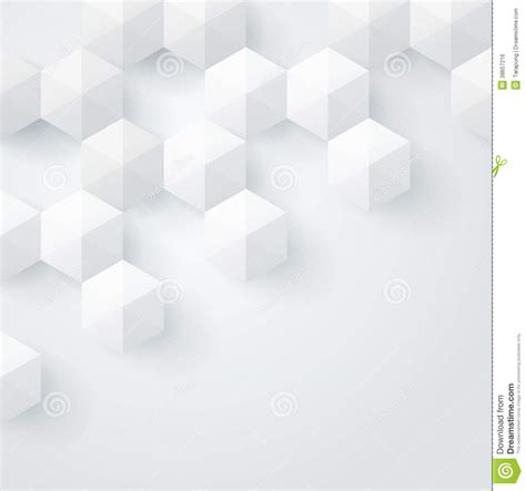 white pattern web background white geometry vector background royalty free stock image
