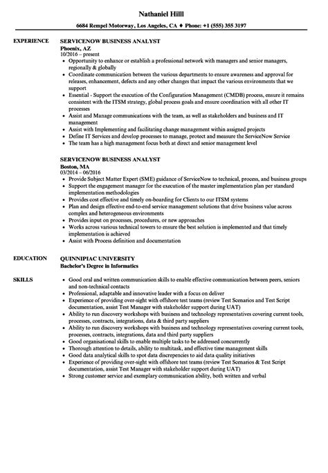 business analyst resume sles account manager resume