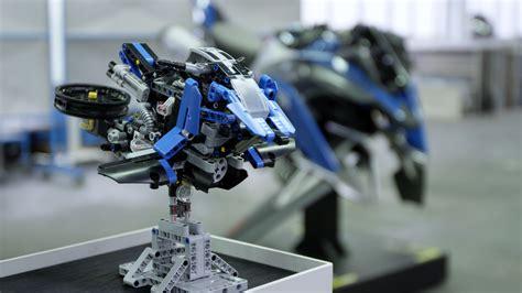 Gs Set Zanetta 2in1 Hitam Lego Technic Bmw R 1200 Gs Adventure Design Concept Hover