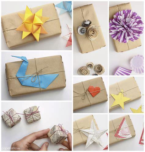 imagenes de regalos originales envolver regalos originales papelisimo