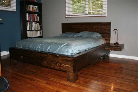 diy bed frame ideas bloombety diy bed frame with wardrobe book ideas how to