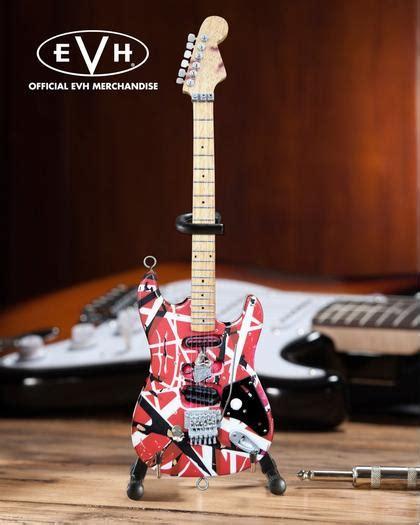 eddie van halen scale evh quot frankenstein quot eddie van halen mini guitar replica