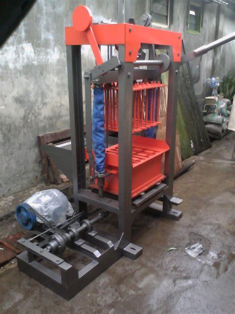 Jual Mesin Cetak Batako Hidrolis jual mesin cetak batako mesin cetak paving mesin mixer