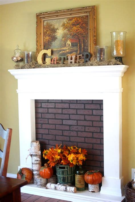 faux wood fireplace faux fireplace with unpainted wood for the holidays