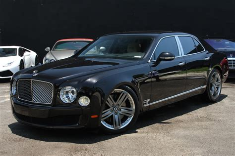 bentley miami bentley mulsanne