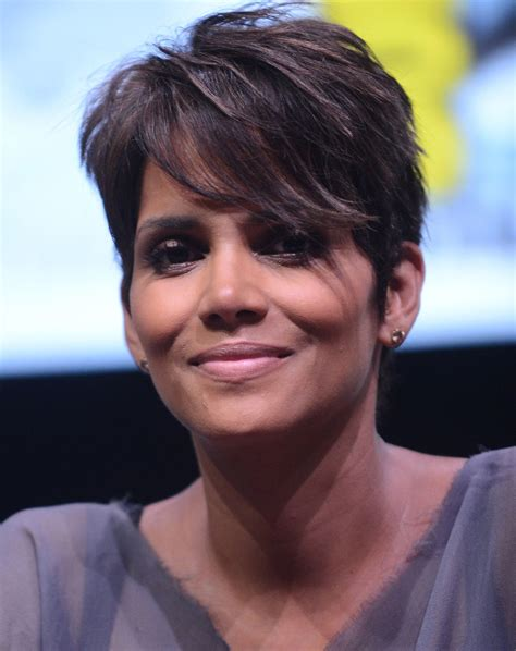 halle berry haircut 2014 celebrity haircuts for fine hair thick hair curly hair