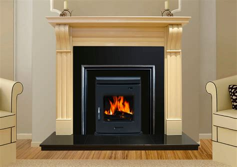 Marble Fireplaces Ireland by Dublin Corbel 5kw Hota Insert Stove Marble