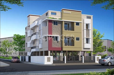 double bedroom flats for sale in chennai 2 bhk cluster plan image pappas builder prakash flats