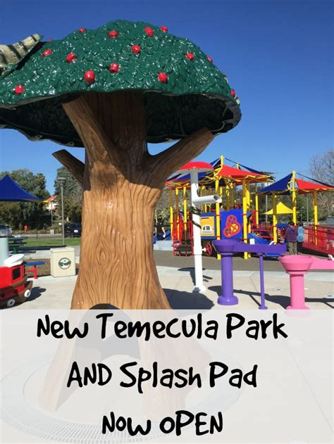 temecula park temecula special needs park and splash pad 183 the typical