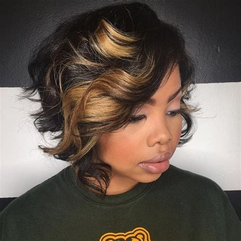 diferent hair highlights for older women 50 different versions of curly bob hairstyle