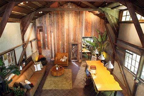 living in a barn inside pole barn homes costa mesa barn turned into a