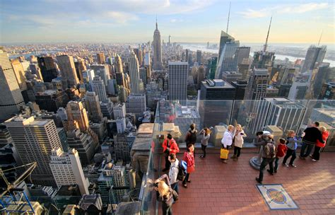 top of the rock bar new york a night on the town 10 things to do in nyc at night