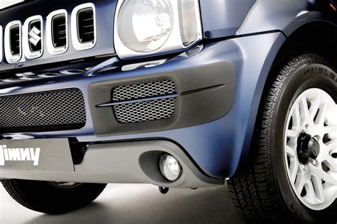 Grille Protection Cheminée 247 by Genuine Suzuki Jimny Bumper Corner Protection Set X4 Rear