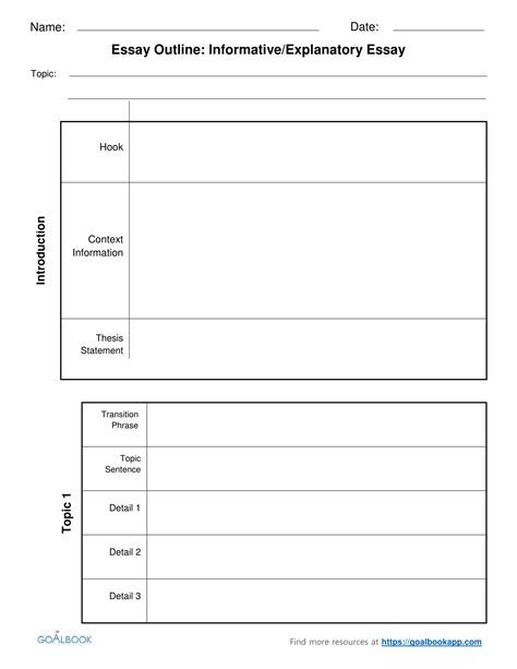 Explanatory Essay Outline by Explanatory Essay Outline Explanatory Essay Notes Explanatory Essay Outline Explanatory Essay