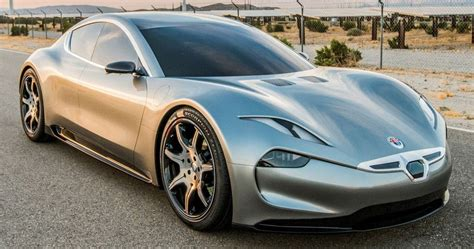 Fisker EMotion To Come With High Tech Electric Motors, One