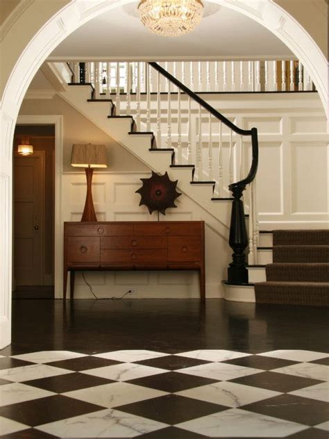 colonial foyer pin by pamela pennington on farmhouse pinterest