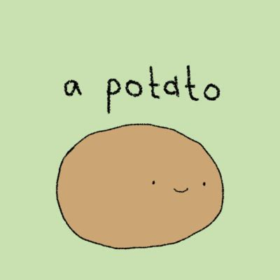 funny hot potato gif potatoe gifs find share on giphy