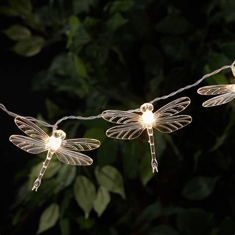 dragonfly string lights outdoor wilko string lights dragonfly 25 bulbs at wilko