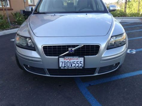 volvo s40 transmission buy used 2007 volvo s40 t5 awd 6 speed manual transmission