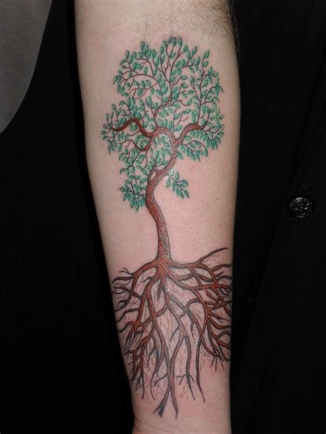 tree of life tattoo 70 tree of tattoos