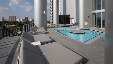 Porsche Apartments Miami by Porsche Design Tower In Miami