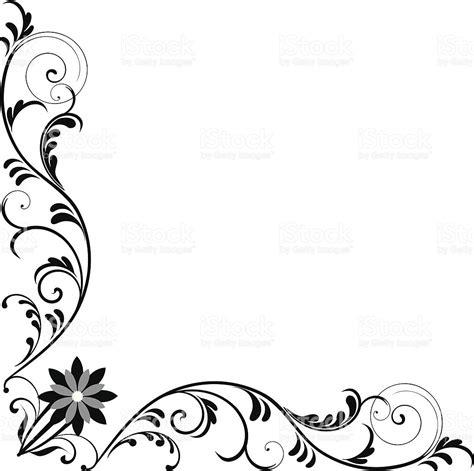 pattern frame corner retro corner frame stock vector art 165504996 istock