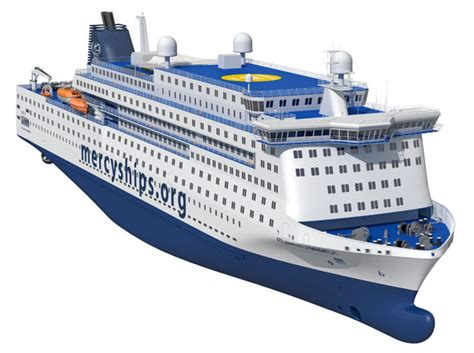 mercy boat africa new vessel for mercy ships maritime matters