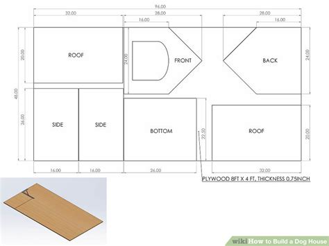 how to build a dog house easy quick and easy dog house plans