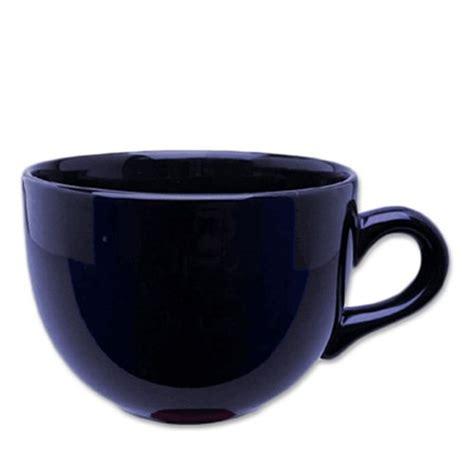 Jumbo Mug 4 pack 24 ounce cobalt blue seattle jumbo mug special