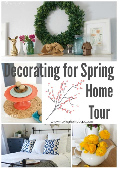 spring home decor ideas spring home decorating ideas spring parade of homes