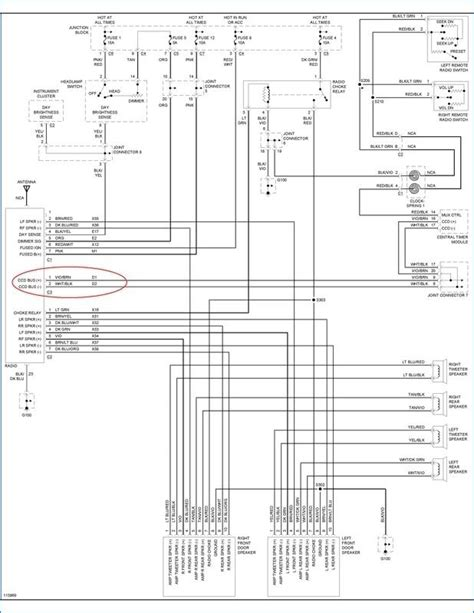 2008 dodge ram wiring diagram ram free printable wiring