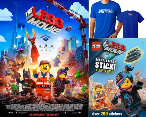 Lego Sweepstakes - the lego 174 movie quot prize pack quot sweepstakes the young folks
