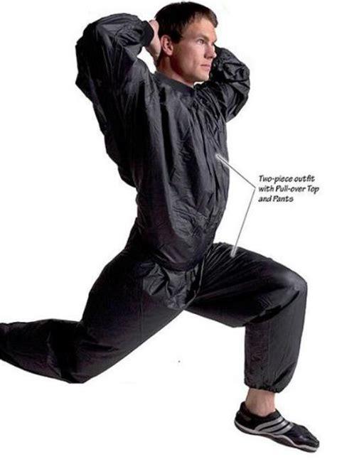 Best Seller Sauna Suit Siken Baju Sauna Siken Harga Grosir Keren siken sauna suit hitam size xxxl toko alat fitness