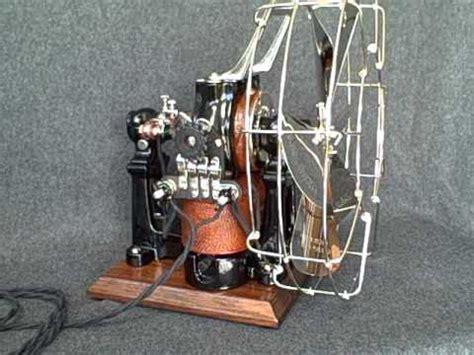 crocker motors crocker wheeler electric fan 1892