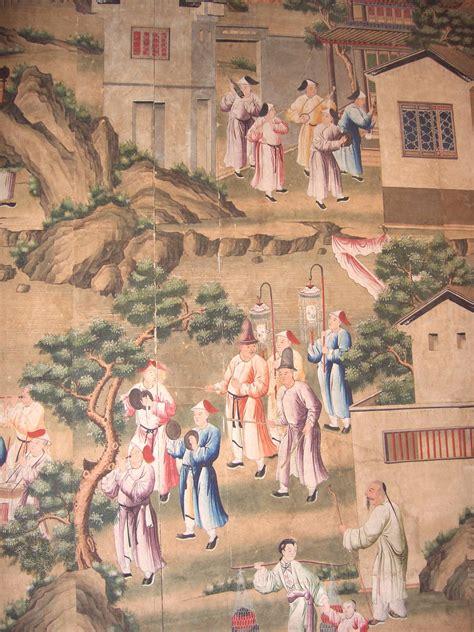 china doll dic deutsches tapetenmuseum