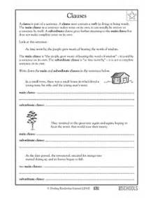 Story Skeleton Book Report Template 3rd grade 4th grade writing worksheets clauses parts of