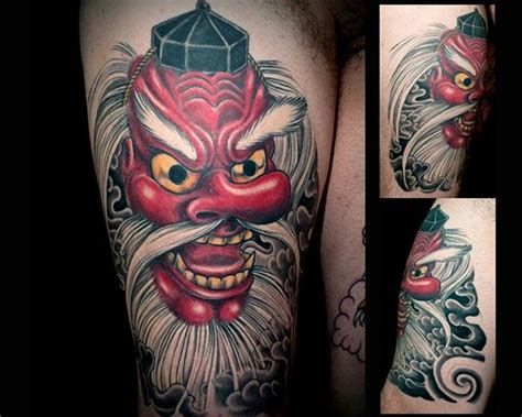 tengu tattoo tengu www imgkid the image kid has it