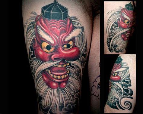 japanese tattoo tengu tengu tattoo my new tattoos pinterest