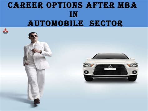 Career After Mba In Hr by Automobile Sector In India