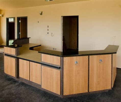 Front Reception Desk Designs Front Desk Receptionist Designs Desk Custom Desk Commercial Reception Desk Reception