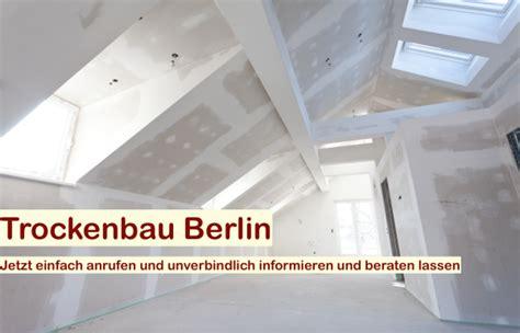 trockenbauprofile decke trockenbau decke trockenbau arbeiten berlin
