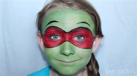 3 paint tutorials that will win your kid best costume
